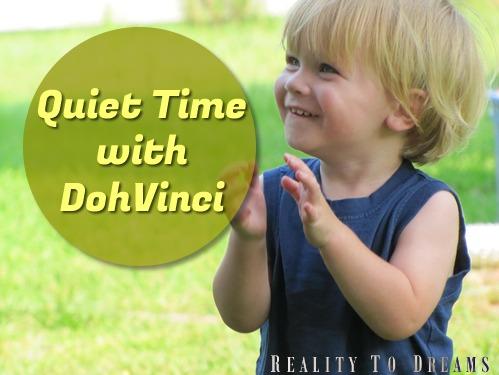 Quiet Time with Doh Vinci